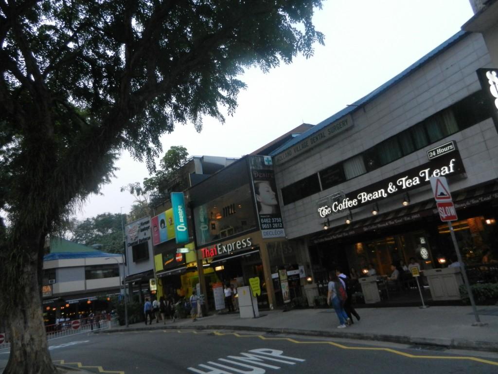 Holland Village Go Travel Singapore