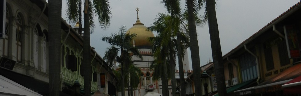 Kampong Glam Walk